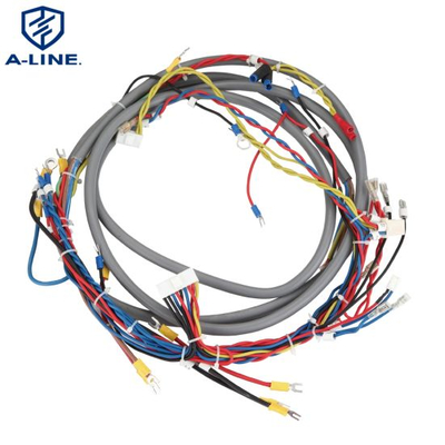 Custom-Built Automobile Wiring Harnesses