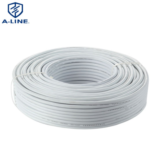 VDE Approved 300/300V 70º C PVC Insulated Stranded Copper Electrical Wire