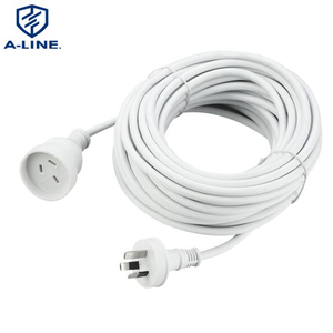Australian Type Three Pins Extension Cord