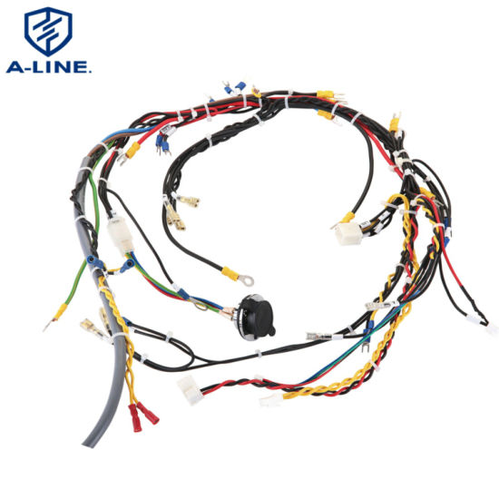 Environmentally Friendly Custom Auto Wire Harness Connector