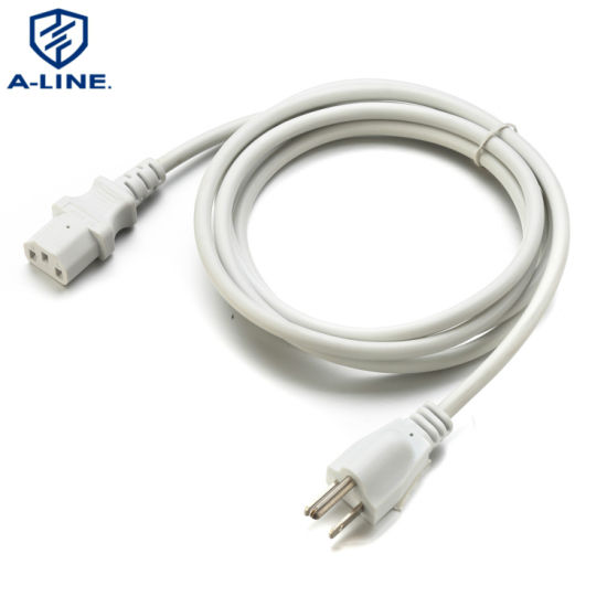 Us Waterproof 5-15p 125V 3 Pin Extension AC Power Cord