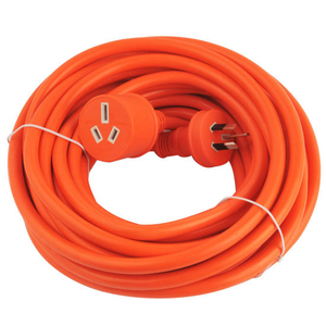SAA Approved Heavy Duty Extension Cord Supplier with 15A Plug and 250V Socket