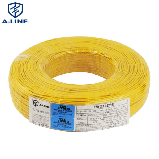 Durable 70º C European Standard Single Core Copper Electrical Wire Supplier