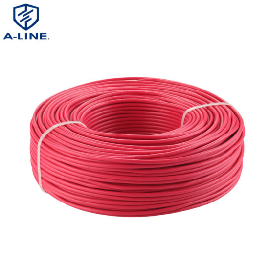 Easy Stripping and Cutting VDE 450/750V Solid Copper Electrical Wire