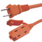 Portable Us Indoor 10A/13A 125V Extension Cord