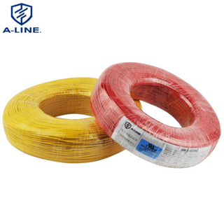 Factory Price 105º C UL 1015 PVC Insulated Electrical Wire Roll