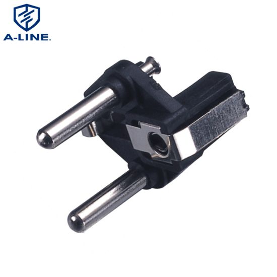 250V 2.5A AC Connector Plug Inserts Bridge Taller VDE (AL401)